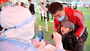 Çin'de 5 günde 10 milyon test yapıldı: Hepsi negatif!