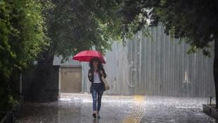 Meteorolojiden kritik sağanak uyarısı! İşte 5 günlük hava durumu
