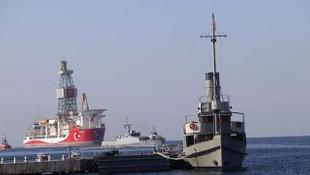 Kanuni sondaj gemisi Çanakkale Boğazı'nı geçti