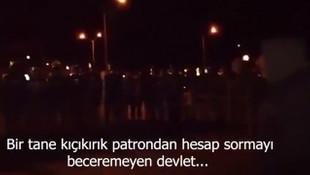 Somalı maden işçilerinin isyanı gündem oldu