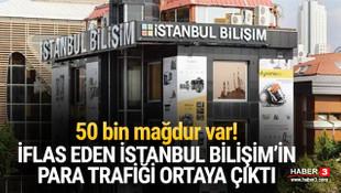 İflas eden İstanbul Bilişim'in para trafiği ortaya çıktı!