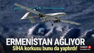 Ermenistan'dan NATO'ya: SİHA kullanılmasına izin vermeyin