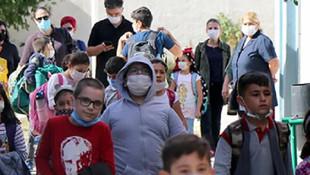 Velilere renkli ve desenli maske uyarısı: ''Almayın!''