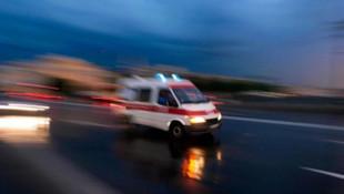 Belediye otobüsü devrildi: Çok sayıda yaralı var