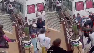 İstanbul'daki baltalı dehşetin yeni görüntüleri ortaya çıktı