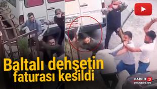 İstanbul'da aileye baltayla saldıran 3 şüpheli tutuklandı