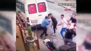 Avcılar'da aileye baltayla saldıran 3 şüpheli tutuklandı