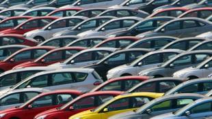 Otomobil satışları 8 ay sonra ilk kez arttı
