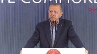 Cumhurbaşkanı Erdoğan Konya Şehir Hastanesi açılış töreninde konuştu