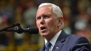 ABD Başkan Yardımcı Pence'in koronavirüs testi sonucu belli oldu