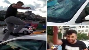 İstanbul'da trafikte kadına dehşeti yaşatmıştı! O maganda tahliye edildi
