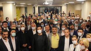 İYİ Parti ilçe başkanlarından Ümit Özdağ için ihraç talebi