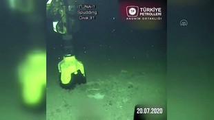 Tuna-1 kuyusunda sondaja başlandı