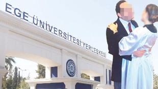 Ege Üniversitesi'ndeki taciz iddiasında yeni gelişme