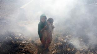 Bilim insanları açıkladı! Kirli hava her yıl 500 bin bebeği öldürüyor