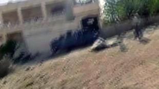 İdlib'de bir köy bombalandı: 5 yaralı