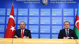 Bakan Çavuşoğlu, Azerbaycan Dışişleri Bakanı ile görüştü