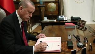 Erdoğan imzaladı... 9 ilde kamulaştırma kararı!