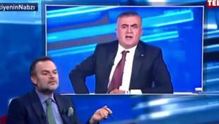 Adil Gür ve Kemal Öztürk canlı yayında birbirine girdi