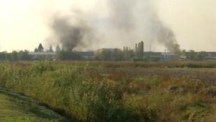 Ermenistan balistik füzelerle saldırdı
