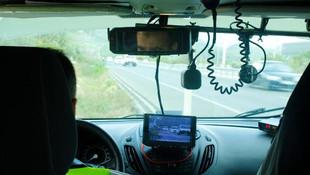 Yurt genelinde 39 bin sürücüye radar cezası!