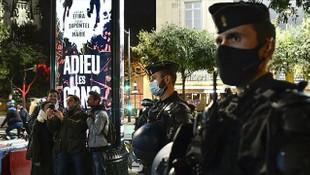 Fransa'da sokağa çıkma yasağı genişletildi!