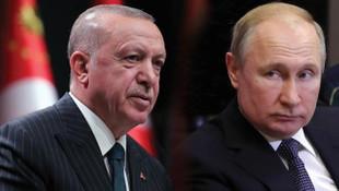 Putin'den Erdoğan'a övgü: Baskılara rağmen bağımsız dış politika izliyor