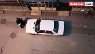 Aldatılan kadın mahalleyi ayağa kaldırdı!