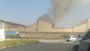 Kütahya'da cezaevinden dumanlar yükseldi!