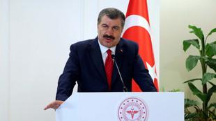 Bakan Koca'dan İstanbul için dikkat çeken açıklama