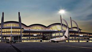 Sabiha Gökçen Havalimanı en yoğun beşinci havalimanı oldu