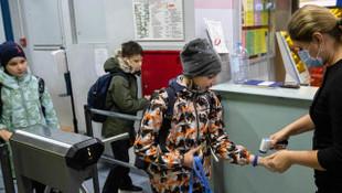 Rusya'da 1,5 milyon vakaya yaklaşıldı
