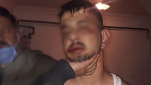 Ankara'da firari suç örgütü yöneticisi kıskıvrak yakalandı