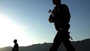Irak'ın kuzeyinde 3 terörist öldürüldü