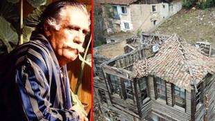 Hulusi Kentmen'in harabeye dönen evi restore edilecek