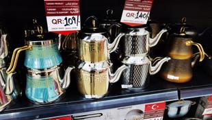 Katar'daki market zincirinden Türk ürünlerine büyük destek!
