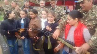 Ermenistan'dan bir savaş suçu daha! Çocukları cepheye sürdüler