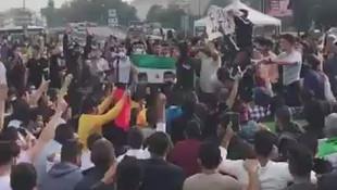 Yüzlerce Suriyeli İstanbul'u Halep'e çevirdi!