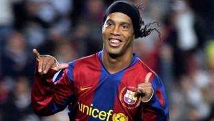 Ronaldinho, koronavirüse yakalandı