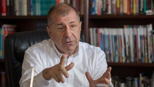 İYİ Partili Özdağ: ''FETÖ'cü hesaplar beni hedef alıyor''