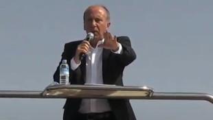 İnce'den Erdoğan'a ''ekmek'' tepkisi