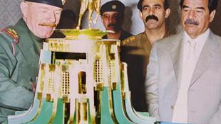 Saddam Hüseyin'in sağ kolu öldü