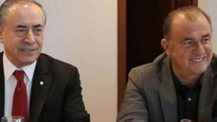 Galatasaray'da Fatih Terim krizi çözüldü
