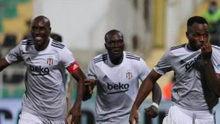 Kartal rahat bir nefes aldı! Denizlispor 2-3 Beşiktaş