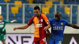 Galatasaray-Ankaragücü maçı koronavirüs nedeniyle ertelenebilir