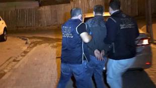 PKK'ya 10 adreste baskın! Gözaltılar var...