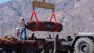 ABD'den İsrail'e 14 bin kiloluk hediye bomba!