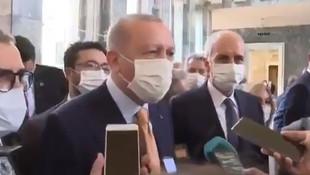 Erdoğan'dan askıda ekmek yorumu: Ya böyle bir şey var mı Türkiye'de?