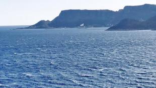 Yunanistan yine tahrik peşinde! Meis'te yeni provokasyon