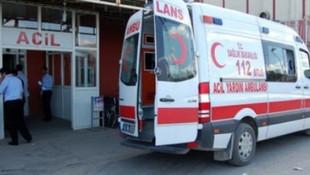 İstanbul'da servis aracı devrildi: 8 yaralı